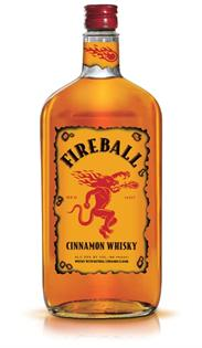 Fireball Cinnamon Whisky 1.00l